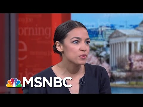 Political Newcomer Alexandria Ocasio-Cortez On Her Upset And The Road Ahead | Morning Joe | MSNBC