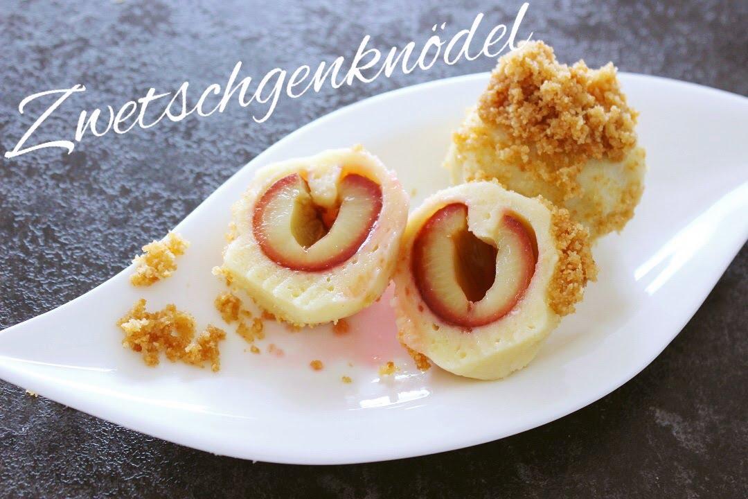 Kochrezept bayerische zwetschgenknodel