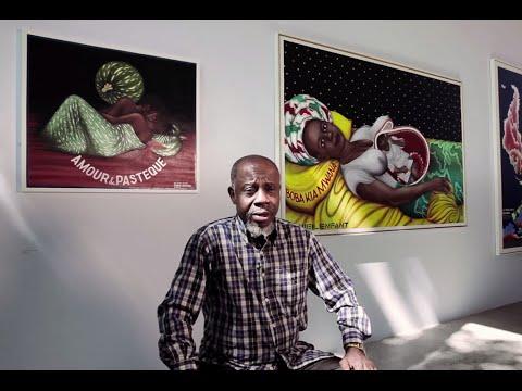Beauté Congo - Entretien avec Chéri Samba - 2015