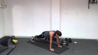 Dumbbell Strength Shortcircuit