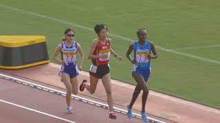 GP女子5000m【織田陸2018】 福田有以 検索動画 26