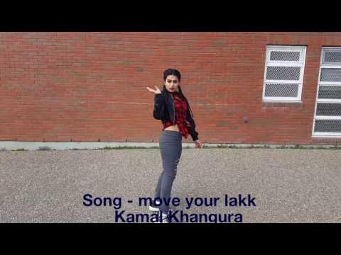 Move your lakk | Kamal Khangura | Diljit dosanjh | Sonakshi Sinha| Badshah