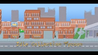 Idle collection tycoon - Продавец с улиц!