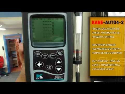 Snap-on Analizador de 5 gases portátil HHGA5C Unboxing por CedraTools von YouTube · Dauer:  1 Minuten 56 Sekunden