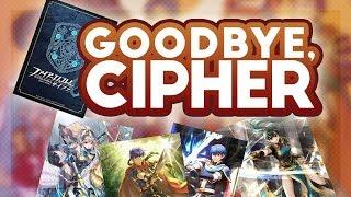 Fire Emblem Cipher is Ending
