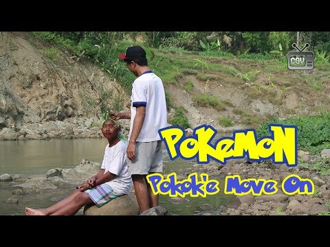 PENDHOZA ft. Apsari Barbie - Pokemon (Pokok E Move On)