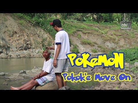 """PENDHOZA ft. Apsari Barbie - Pokemon (Pokok E Move On) """"PARODI"""" :v"""