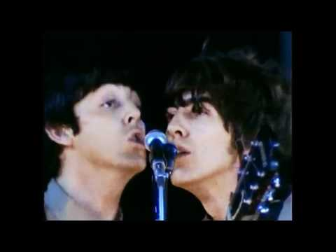 The Beatles - I Feel Fine Live @ Shea Stadium 1965 [Raw] [HD 1080p]