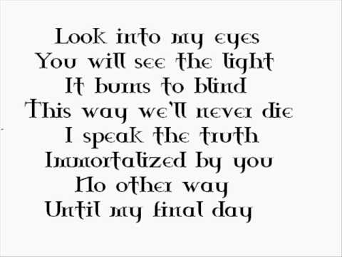 Falling In Reverse Dont Mess With Ouija Boards Lyrics Youtube