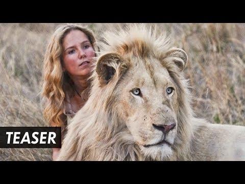 Mia Et Le Lion Blanc Bande Annonce Teaser 2018 Youtube