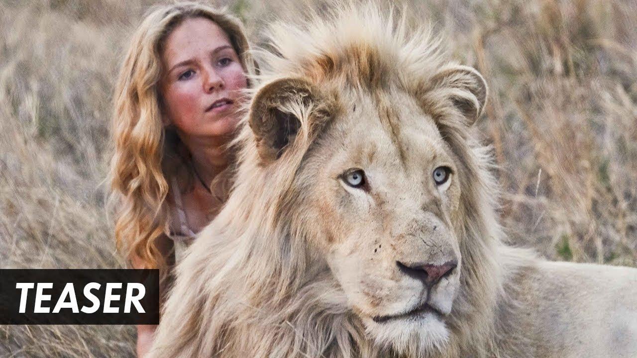 MIA ET LE LION BLANC – Bande-annonce teaser (2018)