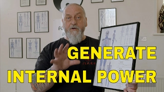How to Generate Internal Power? The Martial Way