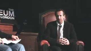 Clive Barker in conversation with Alan Jones