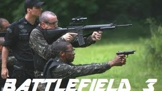 "BF3 Veterano & Tropa de Elite ""Boa 06!"" #Op. Metro F2000 + M146"