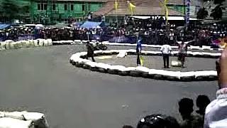 road race pemda singa perbangsa karawang 13-14 oktober 2012 kelas bebek 2tak open