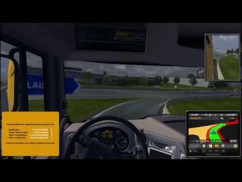 Descargar e instalar eurotruck simulator 2 full españ... | Doovi