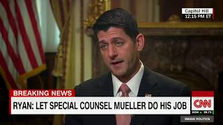 Paul Ryan's full interview on GOP tax plan