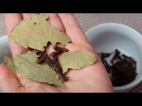 Bay Leaf & Clove Tea Recipe To Fight Joint Pain and Inflammation