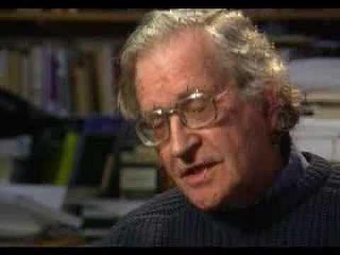Soundbite Central: Noam Chomsky on HARDtalk