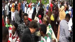 Somali Music  Hussein Niikiyow  1da luulyo Oslo  Part 10   Iftinff