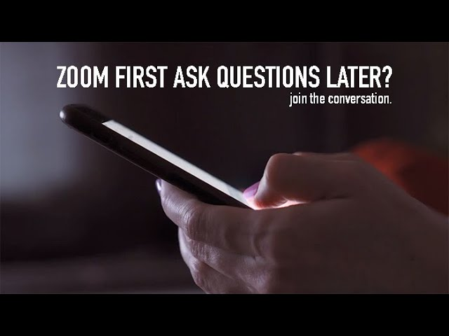 Dating: Message First or Zoom First?