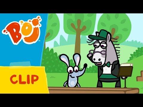 Boj - Cloppity Concerto | Cartoons for Kids