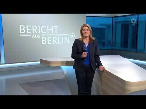 Bericht aus Berlin: Sonntag um 18:30 Uhr mit Tina Hassel