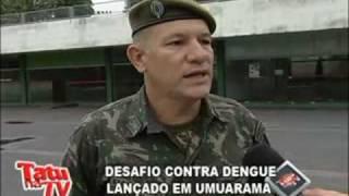 TG 05-012 Umuarama PR 2010 Combate Contra a Dengue Tatu na TV
