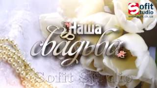 Свадьба Саша Наташа Черкассы  зал 1 часть