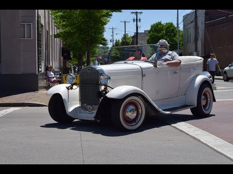 Cleveland Tennessee Mainstreet Cruise In