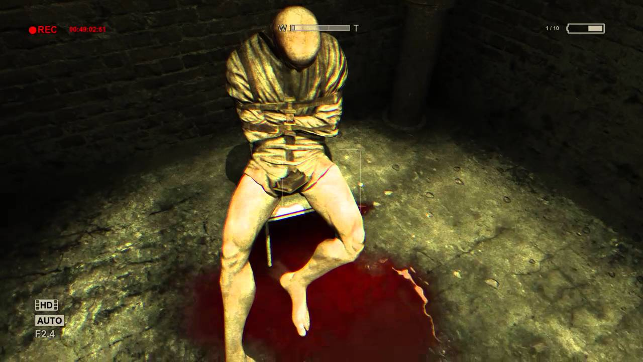Outlast Castration Youtube