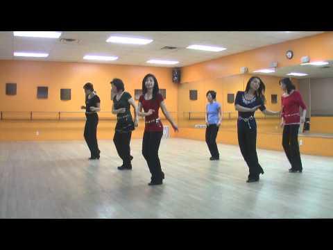 Walking Away - Line Dance (Dance & Teach in English & 中文)