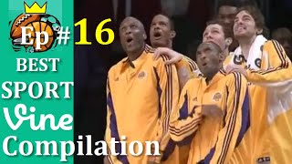 Best Sports Vines Compilation 2015 - Ep #16 || w/ TITLE & Beat Drop in Vines