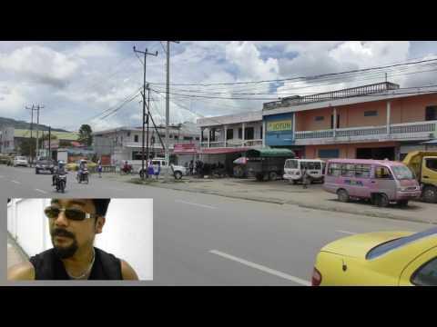 アキーラさん散策①東ティモール・ディリ市街地! Dili city in East Timor