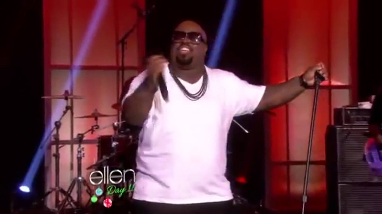 Cee Lo Green - What Christmas Means to me - YouTube