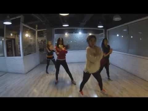 [퍼플레이TV] 퍼플레이 (purplay) 전갈춤 연습영상 #1