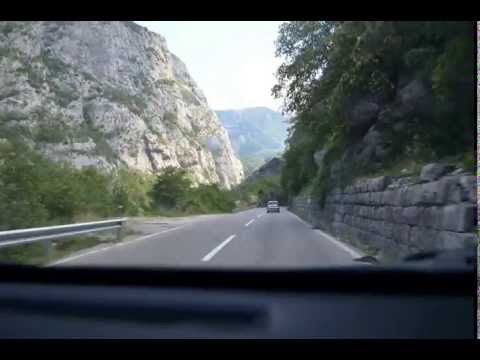 Serbia & Montenegro highways