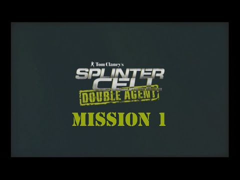 Splinter Cell: Double Agent (Xbox) | Mission 1 - Iceland (Expert/Elite)