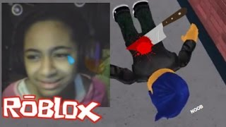 COMMENT VA-T-il EDIT MY VIDEOS MAINTENANT?! | Roblox Assassin (Funny Moments) ft. Alex - WEBCAM!