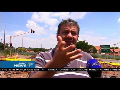 City of Tshwane could face legal action over a sinkhole