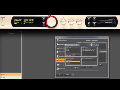 Lexicon PCM92 , PCM96 and PCM96 Surround - Updating the Firmware with System Architect