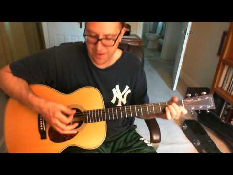 How to play Kings of Leon Sex on Fire (acoustic)