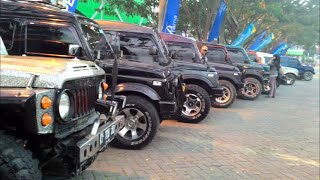Jimny Family Club Samarinda. Autoboost Episode 1