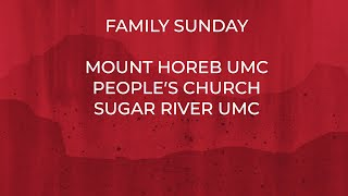 February 14, 2021 Worship Service - Family Sunday