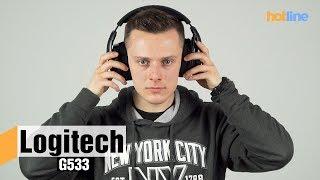 Logitech G533 — обзор беспроводных игровых наушников