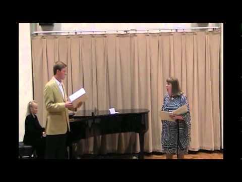 """Love & Shame"" - an original One-act Opera by Samuel Steere"