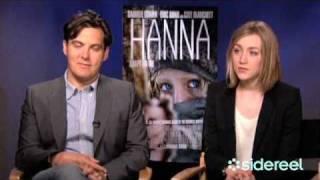 'Hanna' Interview With Saoirse Ronan & Director Joe Wright At WonderCon 2011