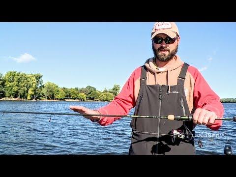 St. Croix Legend Elite Panfish Rods