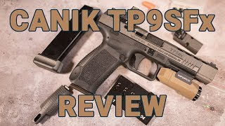 Gun Review: Canik TP9SFx - Small price, big performance