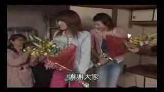 很開心也很讓人感動的花絮^__^ 吉澤悠真的好可愛~~還哭了呢....